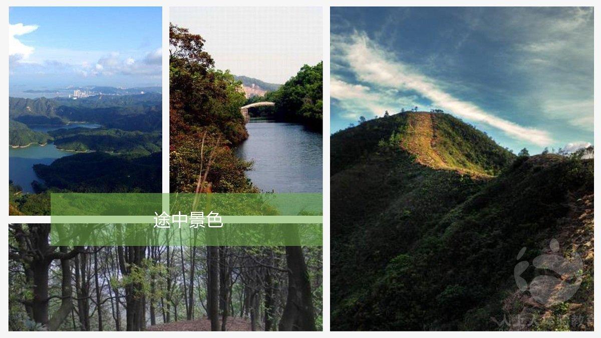 珠海凤凰山路线地图_珠海凤凰山徒步线路 - 广州人上人拓展公司